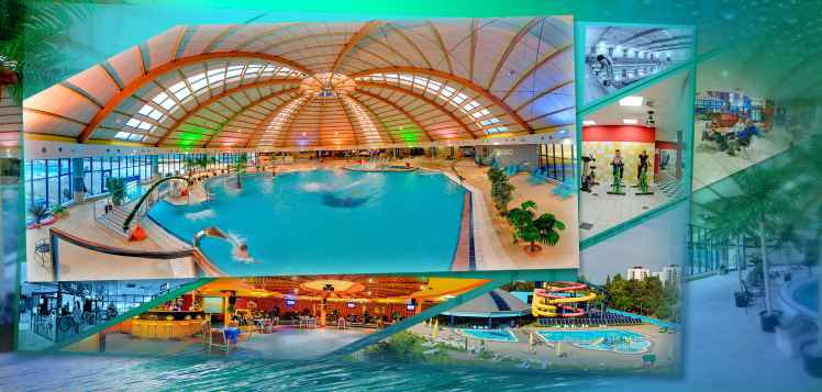 Prezentacja panoramiczna dla obiektu Nemo - Wodny Świat - Aquapark