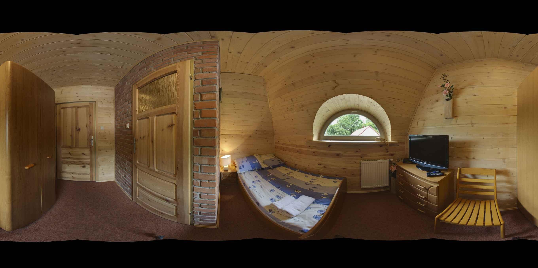 Prezentacja panoramiczna dla obiektu Zajazd NADRZECZE