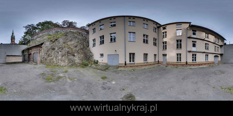 Prezentacja panoramiczna dla obiektu Zespół Szkół Gastronomicznych nr 2 im. prof. Odona Bujwida