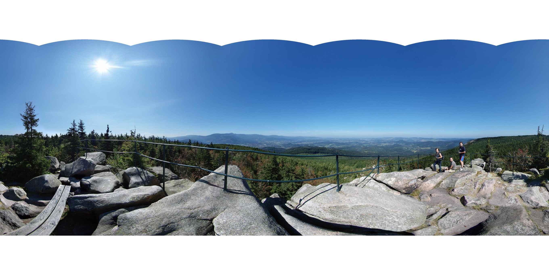 Prezentacja panoramiczna dla obiektu wieś CZARNÓW