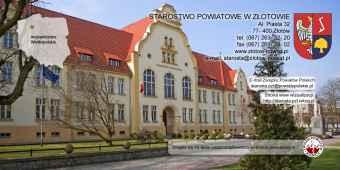 Prezentacja panoramiczna dla obiektu Starostwo Powiatowe w Złotowie