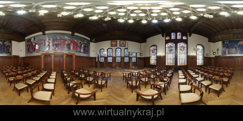 Prezentacja panoramiczna dla obiektu miasto Słupsk