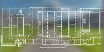 Prezentacja panoramiczna dla obiektu Centrum Badań Przyrodniczych i Aparatury Naukowej UJ