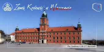 Prezentacja panoramiczna dla obiektu Zamek Królewski