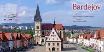Prezentacja panoramiczna dla obiektu Mesto Bardejov