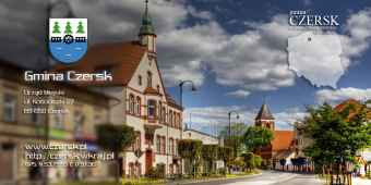 Prezentacja panoramiczna dla obiektu miasto i gmina CZERSK