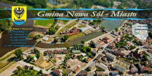Prezentacja panoramiczna dla obiektu miasto NOWA SÓL