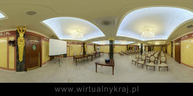 Prezentacja panoramiczna dla obiektu Hotel Koronny w Zamościu