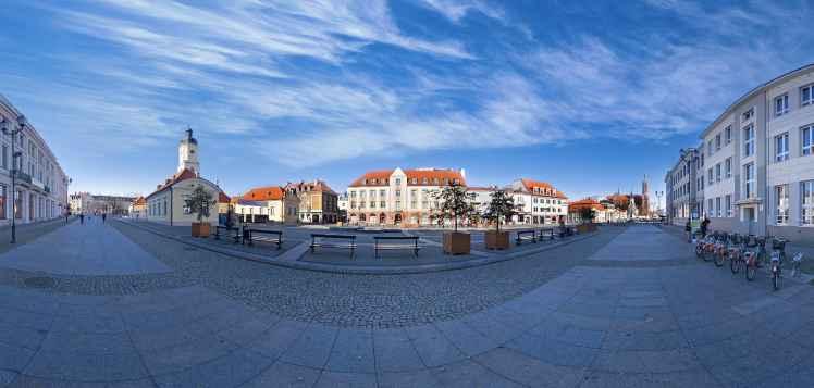 Prezentacja panoramiczna dla obiektu miasto BIAŁYSTOK