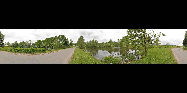 Prezentacja panoramiczna dla obiektu zalew