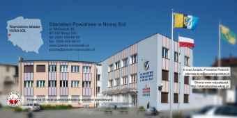 Prezentacja panoramiczna dla obiektu Starostwo Powiatowe Nowa Sól