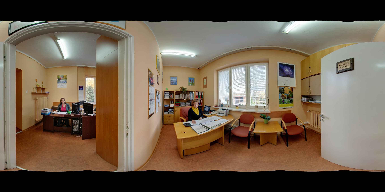 Prezentacja panoramiczna dla obiektu Starostwo Powiatowe w Zduńskiej woli