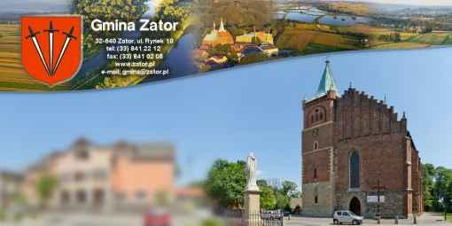 Prezentacja panoramiczna dla obiektu gmina ZATOR