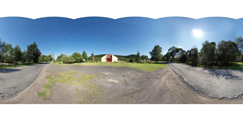 Prezentacja panoramiczna dla obiektu wieś JANISZÓW