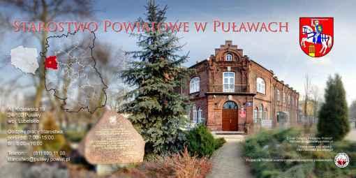 Prezentacja panoramiczna dla obiektu Starostwo Powiatowe w Puławach