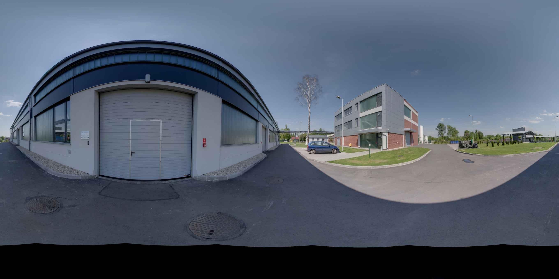 Prezentacja panoramiczna dla obiektu Instytut Chemicznej Przeróbki Węgla