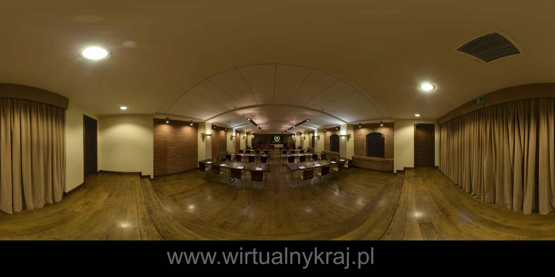 Prezentacja panoramiczna dla obiektu Hotel Turówka w Wieliczce