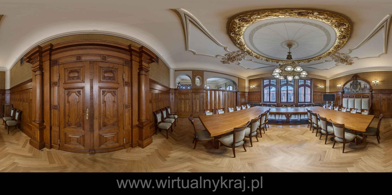 Prezentacja panoramiczna dla obiektu Urząd Miasta Legnicy