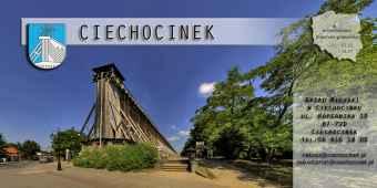 Prezentacja panoramiczna dla obiektu gmina CIECHOCINEK