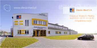 Prezentacja panoramiczna dla obiektu Szpital Specjalistyczny w Grzawie