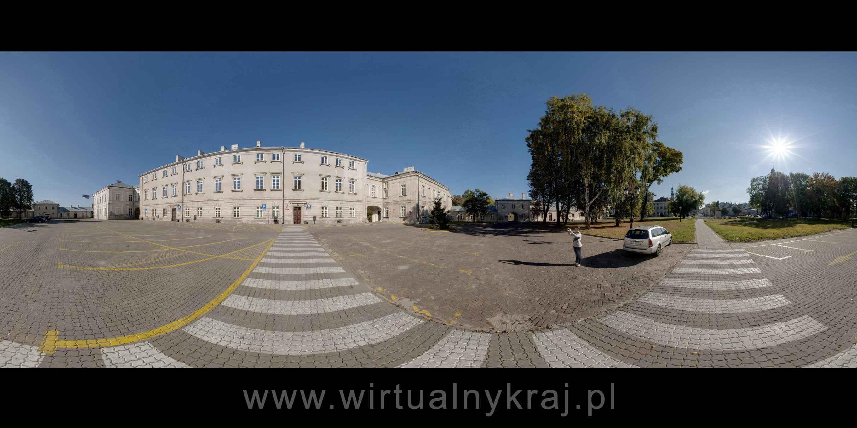 Prezentacja panoramiczna dla obiektu ZAMOŚĆ - wirtualny spacer