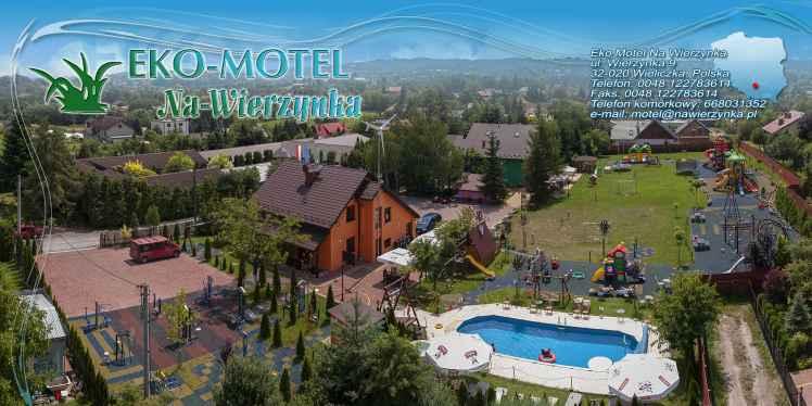Prezentacja panoramiczna dla obiektu Eko Motel Na Wierzynka