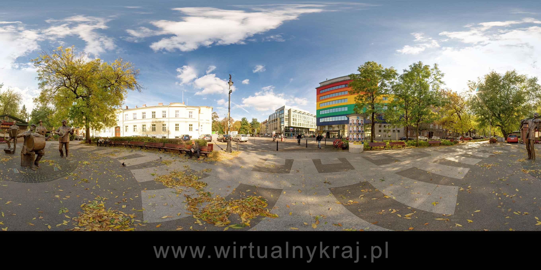 Prezentacja panoramiczna dla obiektu Miasto Stołeczne Warszawa