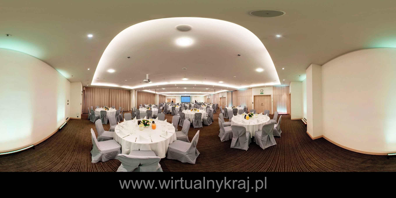 Prezentacja panoramiczna dla obiektu Park Inn by Radisson Krakow Hotel