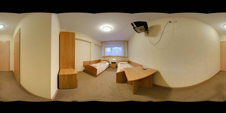 Prezentacja panoramiczna dla obiektu nr. 72 - Hala Sportowa MOSiR