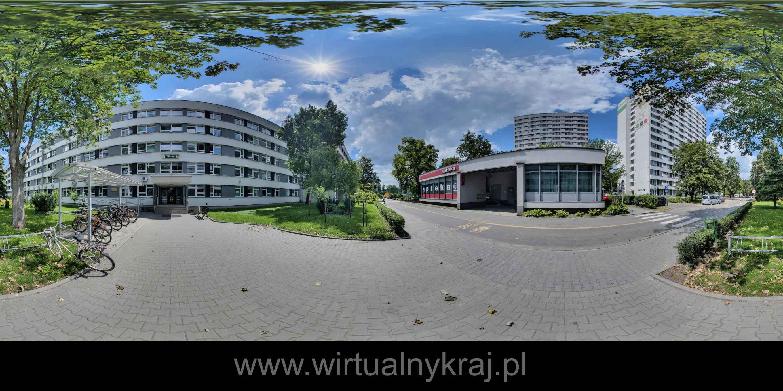 Prezentacja panoramiczna dla obiektu Hostele