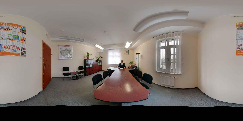 Prezentacja panoramiczna dla obiektu Starostwo Powiatowe w Stargardzie Szczecińskim