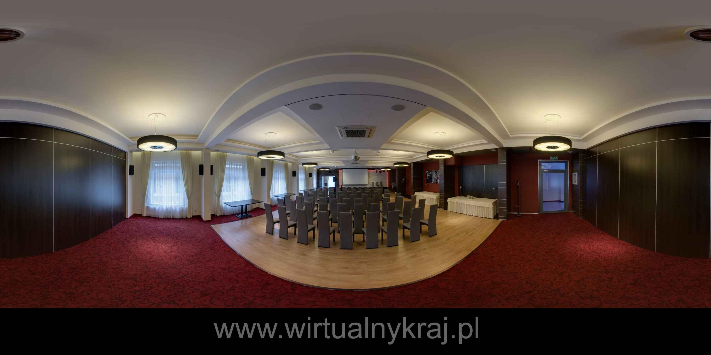Prezentacja panoramiczna dla obiektu Hotel SORAY w Wieliczce
