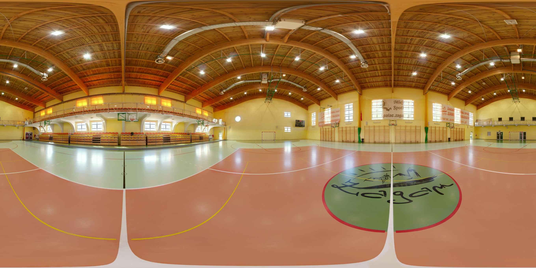 Prezentacja panoramiczna dla obiektu Kompleks Arena Żagań