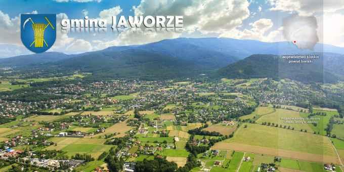 Prezentacja panoramiczna dla obiektu gmina JAWORZE