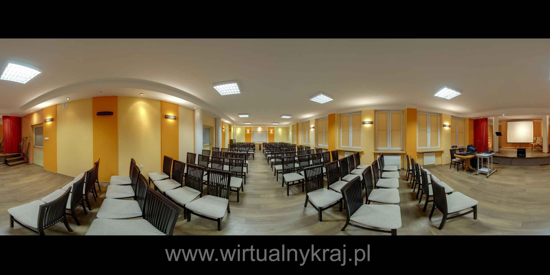 Prezentacja panoramiczna dla obiektu Bursa Międzyszkolna nr 2