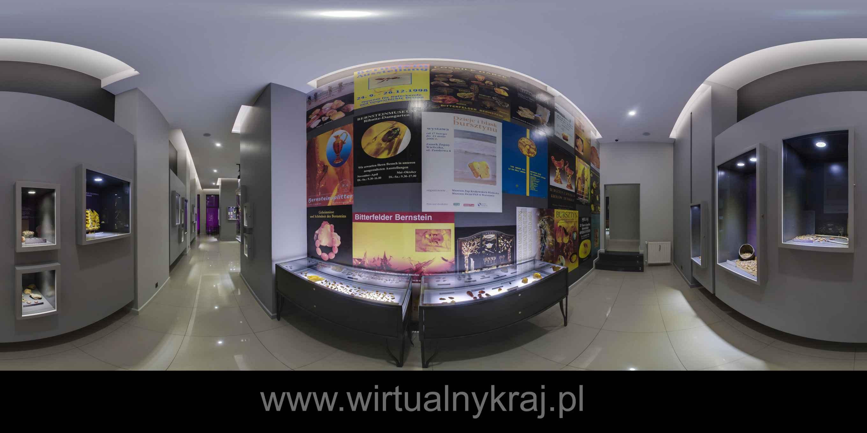 Prezentacja panoramiczna dla obiektu Amber Museum