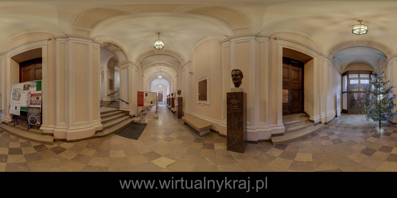 Prezentacja panoramiczna dla obiektu ul. Sławkowska 17