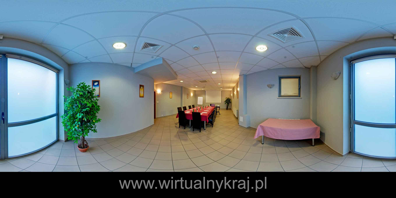 Prezentacja panoramiczna dla obiektu Hotel Poleski ***