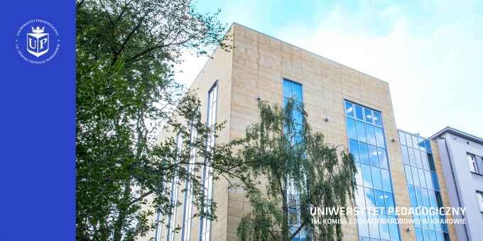 Prezentacja panoramiczna dla obiektu Wydział Pedagogiczny Uniwersytetu Pedagogicznego, ul. Romana Ingardena 4