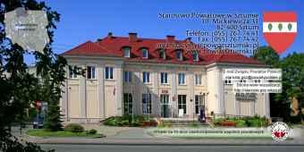 Prezentacja panoramiczna dla obiektu Starostwo Powiatowe w Sztumie