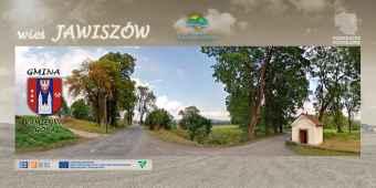 Prezentacja panoramiczna dla obiektu wieś JAWISZÓW