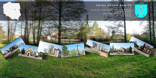 Prezentacja panoramiczna dla obiektu gmina Stare Babice