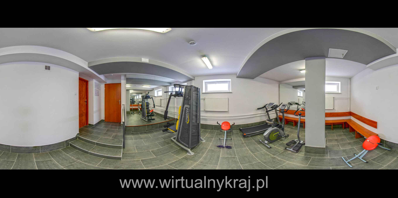 Prezentacja panoramiczna dla obiektu Bursa Międzyszkolna nr 2 w Zamościu