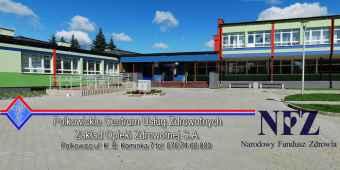 Prezentacja panoramiczna dla obiektu Polkowickie Centrum Usług Zdrowotnych - Zakład Opieki Zdrowotnej