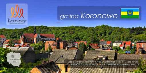 Prezentacja panoramiczna dla obiektu miasto KORONOWO