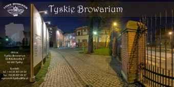 Prezentacja panoramiczna dla obiektu Tyskie Browarium