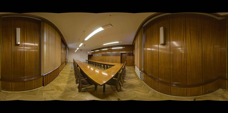 Prezentacja panoramiczna dla obiektu Wydział Inżynierii Elektrycznej i Komputerowej Politechniki Krakowskiej