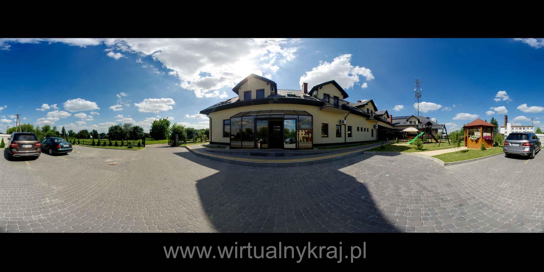 Prezentacja panoramiczna dla obiektu Hotel Jagiełło - Restauracja
