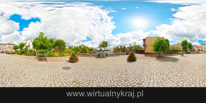 Prezentacja panoramiczna dla obiektu miasto ZBĄSZYŃ
