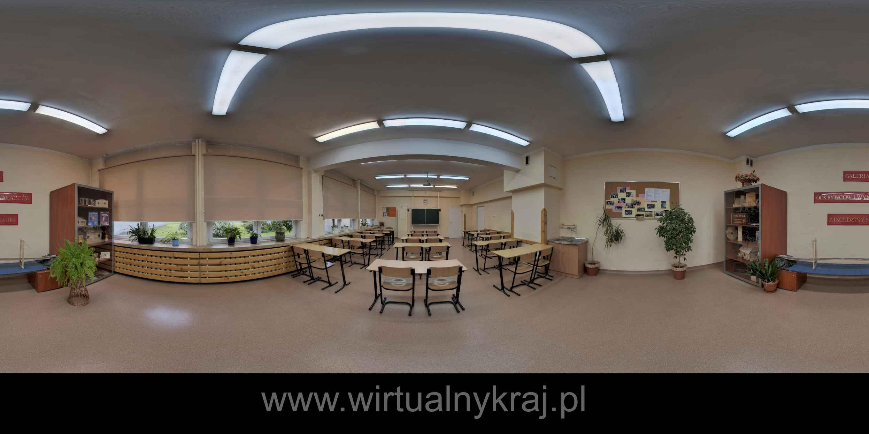 Prezentacja panoramiczna dla obiektu Szkoła Podstawowa nr 149 w Krakowie